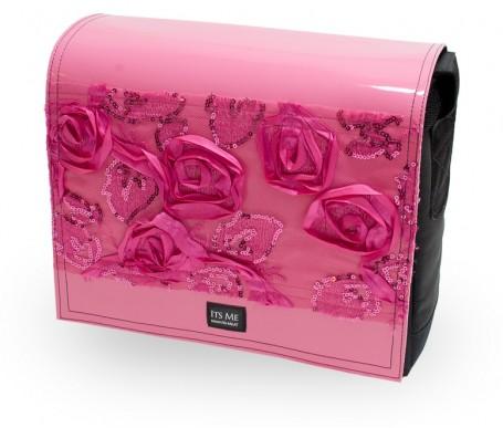 Lack Deckel rosa