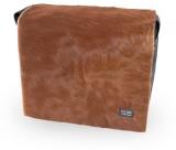 Kuhfell Taschen Deckel einfarbig