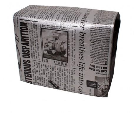 Zeitung Deckel